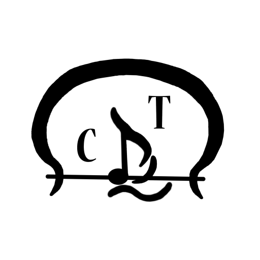 CT Music Straps Inc. / Designer Leatherworks Division Black Logo