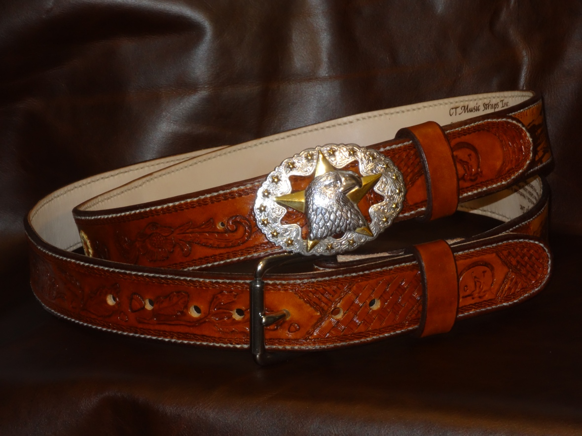 Hand Crafted Western and Traditional Belts